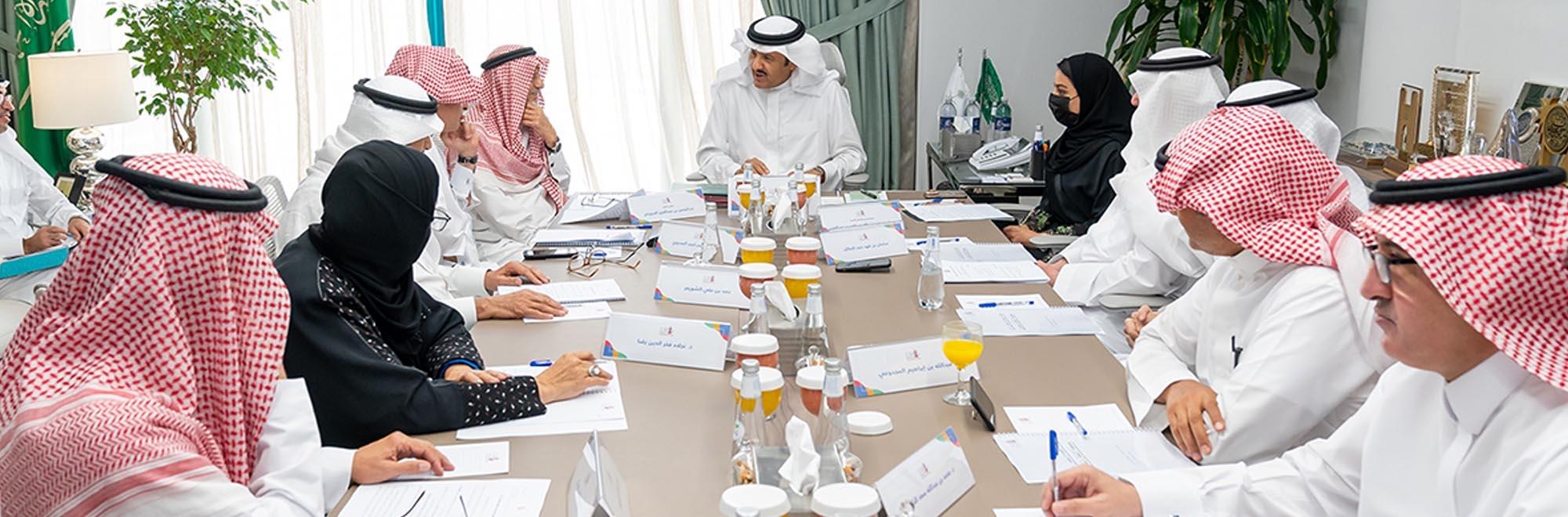 الأمير سلطان بن سلمان يرأس اجتماع مجلس إدارة الجمعية الرابع في دورته الثانية عشرة